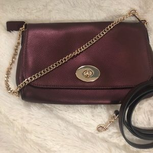 AUTHENTIC COACH MINI RUBY 3in1 look bag